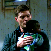 dean and baby