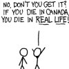 canada=real life