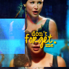 Glee | Don't Forget Me
