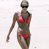 Mi | Red bikini