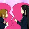 Ritsu & Mio - broken heart