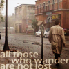 Castiel Not All That Wander