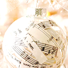 favourite things | music note ornament