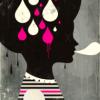 Timepunching: pinkwhite bubble girl