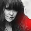 Rowan Darkstar: Amanda - Denny vid alley look b/w