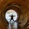 подземная река, диггерство