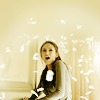 vampire diaries; elena » flying feathers