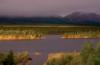 озеро на Колыме