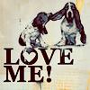 Andrea: doggie *love me*
