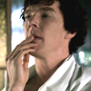 Sherlock - ASIB lip rub