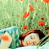 happy_violin: спящая в цветах