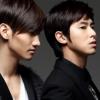 TVXQ: Changmin creeping on Yunho