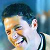 aerynsun5: Laughing!Castiel