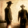 aerynsun5: Atmospheric cowboys!Sam and Dean