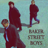 Sherlock/Baker Street Boys