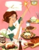 кулинария, вкуснятина, Еда, меню, готовка