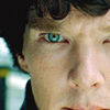 those eyes, sherlock!