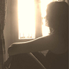 girl young woman nostalgia sunlight wind