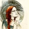 Sternflammenden: Lysa portrait