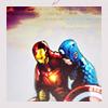 [Avengers] Iron Man and Captain America