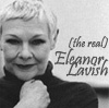 Eleanor Lavish: Judi is the real EL