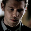 Klaus Mikaelson: Contemplating - Sort of sad