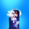 ☮ + ♡ + ☺: doctor who - d; mad man with a box