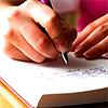 writing by begok