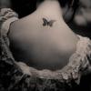 с бабочкой