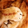 ღ Candy ❀ܓ: facepalm