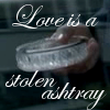 Sherlock ashtray