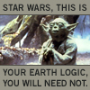 yoda [earth logic]