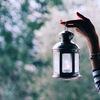 фонарь свет вечер