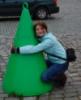 зеленый буй