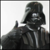 Thumbs Up Vader