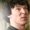 ONE NEEDS A SHERLOCK ICON LIKE THIS, geek: forehead gossip, i like you despite my face