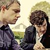 Holmes/Watson BBC