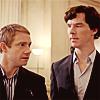 Holmes/Watson BBC2