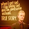 [HIMYM] Barney *true story!*