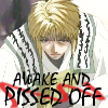 Sanzo is Awake and Pissed Off