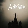 Adrian: building tops in fog