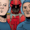 Daredevil//behind you