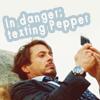 Merrov: text Pepper