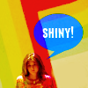 Firefly ; shiny!