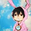 cute hibari