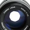 Canon Lens 50
