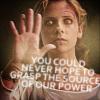 Cherise: Buffy -