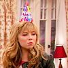 I wear a party hat