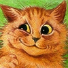 Louis Wain cat