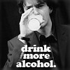 drink more alcohol